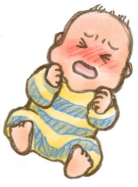 何をしても泣き止まない赤ちゃん‥舌癒着症かも