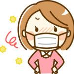 授乳中のママのインフルエンザと予防法