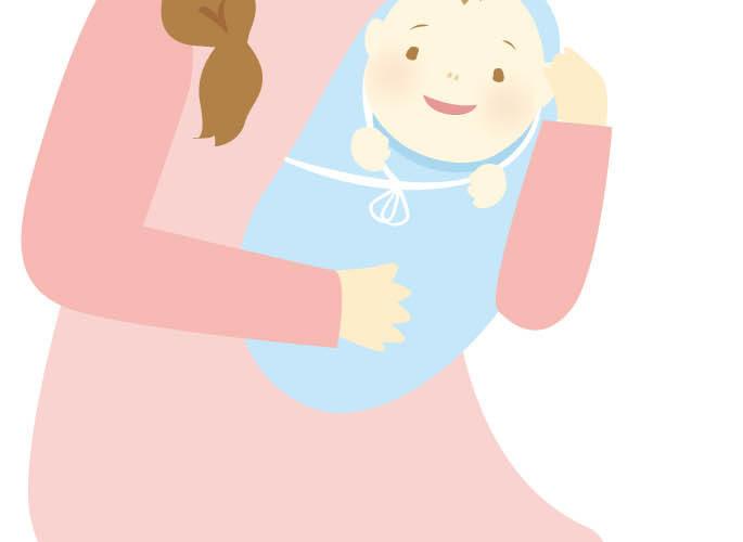 産褥期~産後の肥立ち~産後ダイエット開始まで