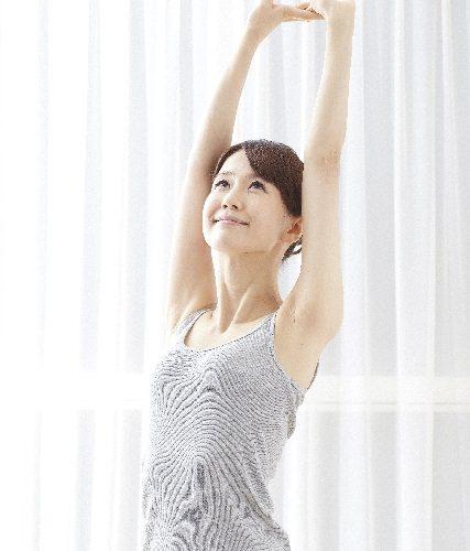 産褥体操~腹式呼吸