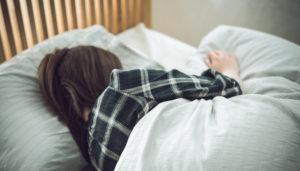 産後ガードルは寝る時に着ていていいのか?