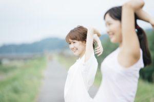 産後ガードルと運動の関係