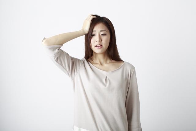 産後の抜け毛はホルモンバランスの影響